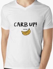 CARB UP - Go vegan Mens V-Neck T-Shirt