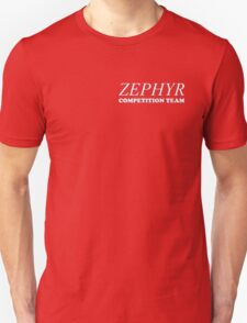 Zephyr Competition Shirt (Their First Competition) Unisex T-Shirt