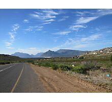 Road to Chapman's Peak Photographic Print