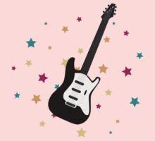 Rock Guitar One Piece - Short Sleeve