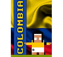 World Cup 2014: Colombia Photographic Print
