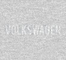 Volkswagen Typography One Piece - Long Sleeve