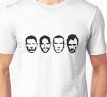 Prison Break- Michael, Sucre, Lincoln & T-bag Unisex T-Shirt