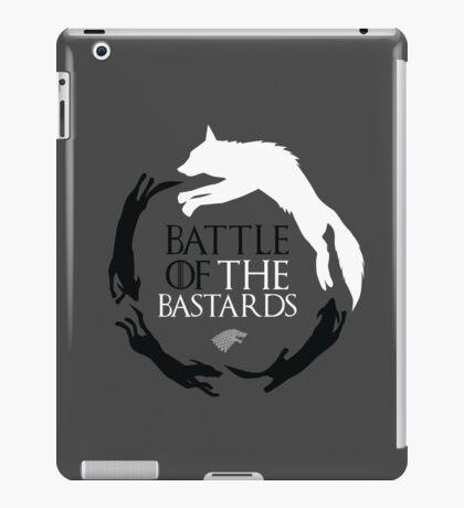Ramsey Vs Jon iPad Case/Skin