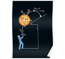 Breaking Bad Pizza Toss Poster