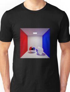 Cornell box light test (v2) Unisex T-Shirt