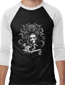 Love Cthulhu Men's Baseball ¾ T-Shirt
