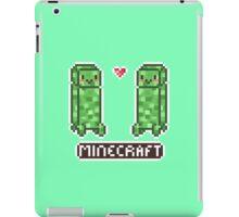 Creeper Love iPad Case/Skin