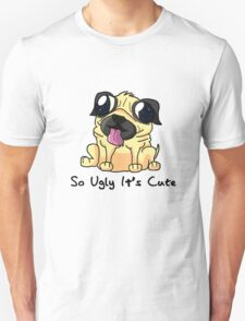 Pugly Unisex T-Shirt