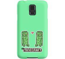 Creeper Love Samsung Galaxy Case/Skin
