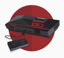 Sega Master System v2 by Karl Salisbury