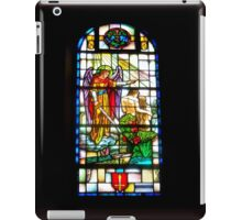 Angel Blessing Adam and Eve iPad Case/Skin