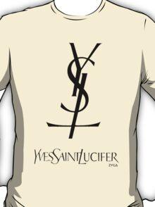 Yves Saint Lucifer T-Shirt