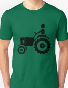 Farmer With Tractor T-Shirt