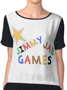 Jimmy Jab Games Chiffon Top