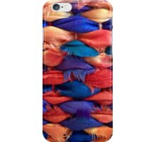 Sunset Strip Hand Woven Silk iPhone Case/Skin