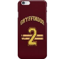 GRYFINNDOR Team iPhone Case/Skin