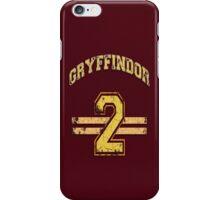 GRYFINNDOR Team iPhone Case/Skin