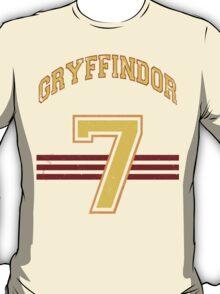 GRYFINNDOR Potter Jersey T-Shirt