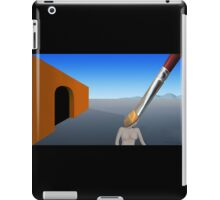 SURREALISM - Exiting The Four Walls iPad Case/Skin