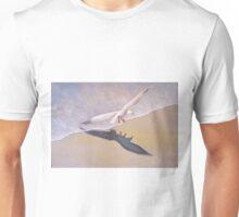 Seagull In Flight #3 Unisex T-Shirt