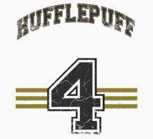 Hufflepuff Home Jersey  Kids Clothes