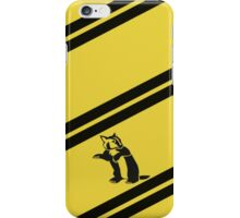 Hufflepuff Home Jersey  iPhone Case/Skin