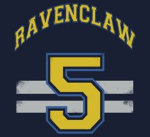 Ravenclaw Jersey  by BGWdesigns
