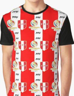 PERU COPA AMERICA 2016 Graphic T-Shirt