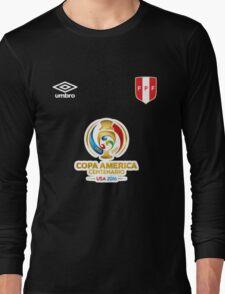 PERU COPA AMERICA 2016 Long Sleeve T-Shirt