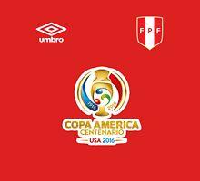 PERU COPA AMERICA 2016 Unisex T-Shirt