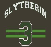 Slytherin Jersey  by BGWdesigns