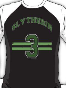 Slytherin Jersey  T-Shirt
