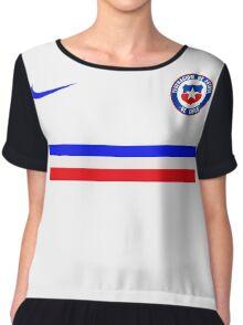 COPA America 2016 - Chile Chiffon Top