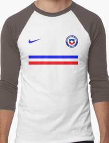 COPA America 2016 - Chile Men's Baseball ¾ T-Shirt