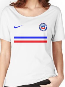 COPA America 2016 - Chile Women's Relaxed Fit T-Shirt