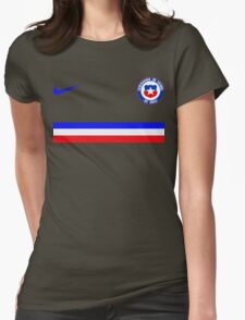 COPA America 2016 - Chile Womens Fitted T-Shirt