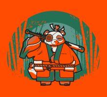 Samurai Panda Kids Clothes