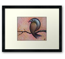Early Bird - Lark #1 Framed Print