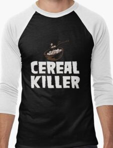 Cereal Killer Men's Baseball ¾ T-Shirt