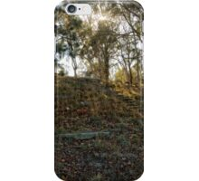 Minus 4 Degree C Early Morning Excursion (2) iPhone Case/Skin
