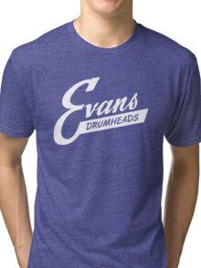 Evans Vintage Drum Heads Tri-blend T-Shirt