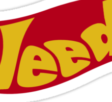 VeeDub hot wheels Sticker