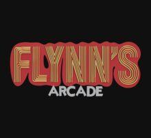 Flynn's Arcade - Tron Flynn's Arcade by Lopers