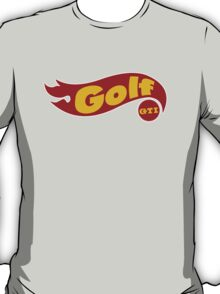 Golf GTI hot wheels T-Shirt
