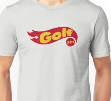 Golf GTI hot wheels Unisex T-Shirt