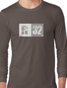 R32 (light grey) Long Sleeve T-Shirt