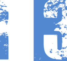 R32 (blue) Sticker