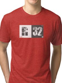 R32 (dark grey) Tri-blend T-Shirt