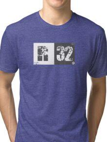 R32 (dark grey) Tri-blend T-Shirt